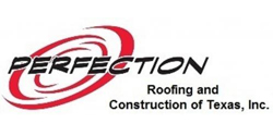 Perfection Roofing Co. Logo